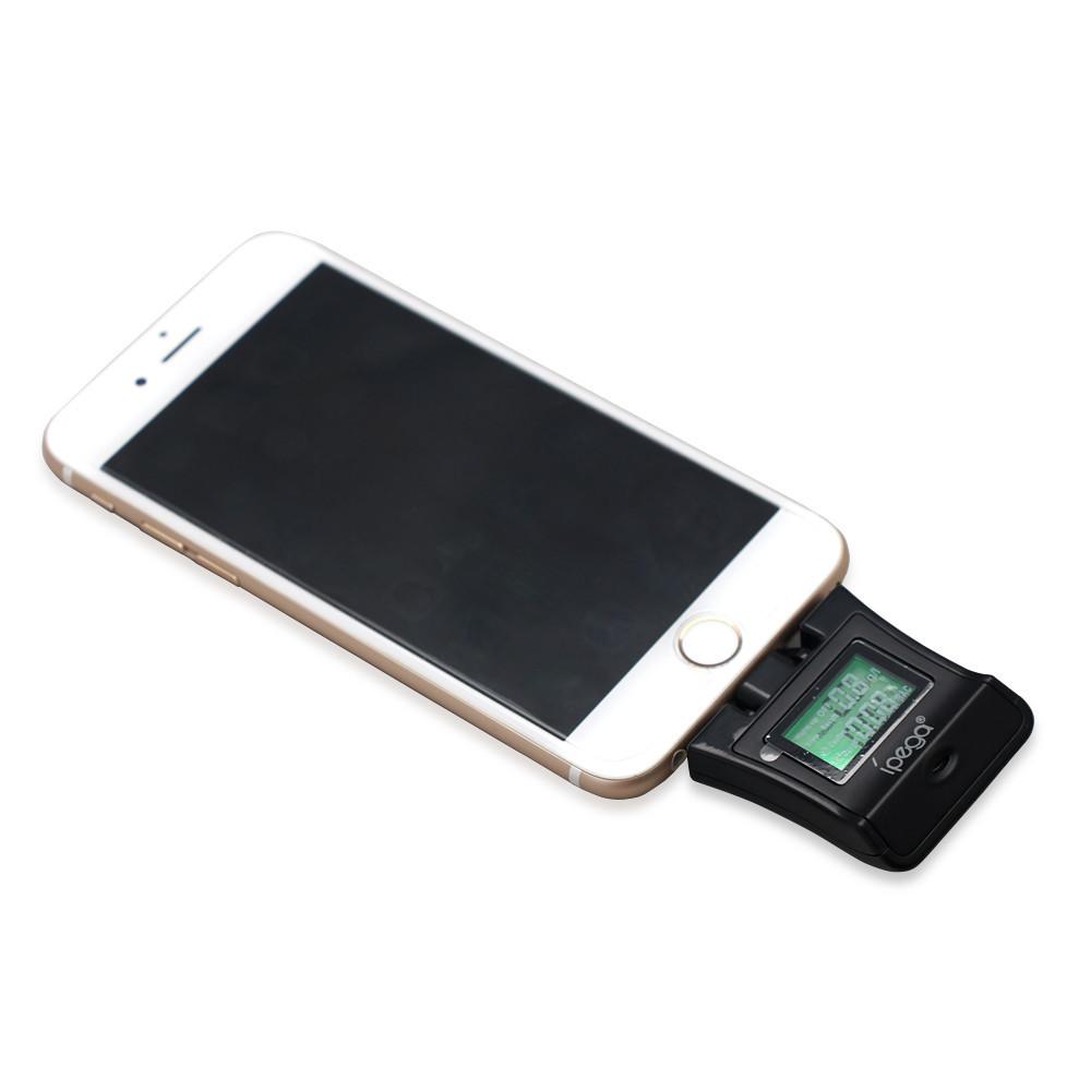 Мини алкотестер-брелок для Android/iPhone/samsung/htc