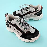 Детские кроссовки для мальчика Серые обувь Bi&Ki размер 28,29,30,32,33,34,35