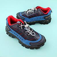 Детские кроссовки для мальчика Синие обувь Bi&Ki размер 29,30,31,32,34,35