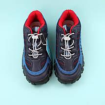 Детские кроссовки для мальчика Синие обувь Bi&Ki размер 34, фото 2