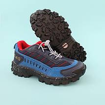 Детские кроссовки для мальчика Синие обувь Bi&Ki размер 30,31,32,34,35, фото 2