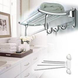 Полки и держатели для ванной комнаты