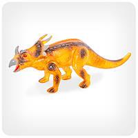 Динозавр «Dino-World» (ходит, издает реалистические звуки, свет глаз)