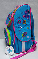 """Школьный рюкзак """"KITE"""" ортопедический для девочек, фото 2"""