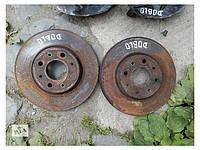 Fiat Doblo 2003 Тормозной диск #2 (гальмівний диск фіат добло)