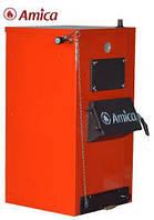 Котлы на твердом топливе Amica-Solid (Амика-Солид) 30 квт