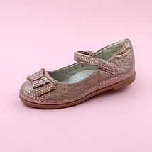 Детские туфли для девочки Пудра обувь Том.м размер 30,31,32,33,34,35, фото 2