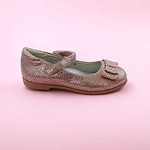 Детские туфли для девочки Пудра обувь Том.м размер 30,31,32,33,34,35, фото 3