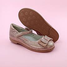 Детские туфли для девочки Пудра обувь Том.м размер 32,33,35, фото 2