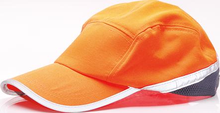 Светоотражающая бейсболка Portwest HB10 Оранжевый/Тёмно-синий