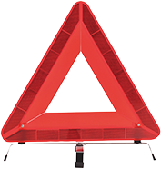 Аварийный треугольник (складной) HV10