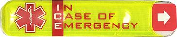ID наклейка ID10