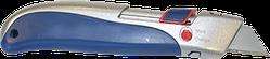 Безопасный выдвижной нож KN40 Синий
