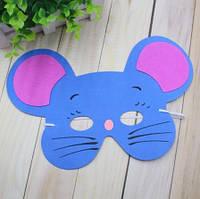 """Детская маска """"Мышка"""""""