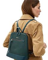 Рюкзак женский зеленого цвета DAVID JONES 6111, фото 1