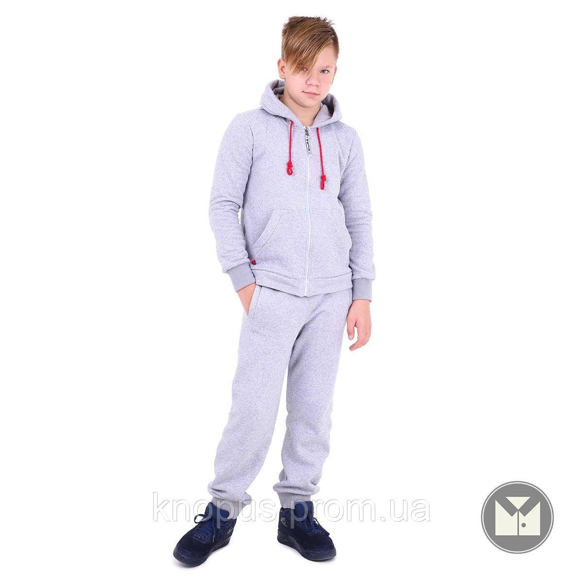 Копия Спортивный костюм Jordan (светло-серый), размеры 122-152, Тимбо