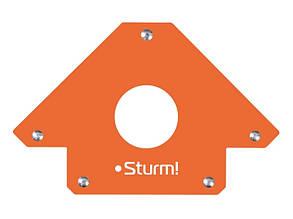 Магнитный угольник для сварки Sturm AWM-35, 35 кг