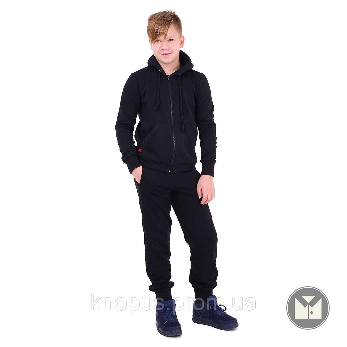 Копия Спортивный костюм Jordan (черный), размеры 122-152, Тимбо