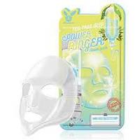 Тканевая маска для проблемной кожи/ ELIZAVECCA FACE CARE TEA TREE DEEP POWER RINGER MASK PACK/ Корея/ 23 мл