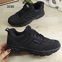 Мужские кроссовки черные, фабричные, Sayota