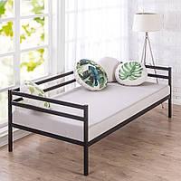 Односпальная металлическая кровать Kraf