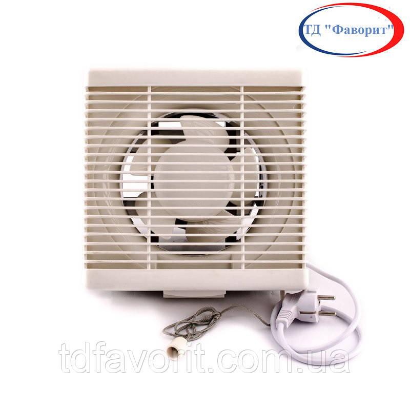 Віконний витяжний вентилятор ОВВ 200