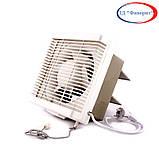 Віконний витяжний вентилятор ОВВ 200, фото 4