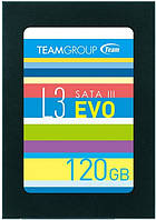 "SSD Накопитель Team L3 EVO 120GB 2.5"" SATAIII TLC (T253LE120GTC101)"