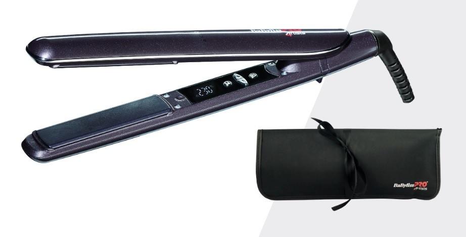 Утюжок для волос Babyliss Pro Keratin Lustre BAB2395E профессиональный