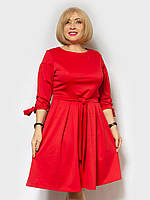 Стильное женское платье. Размерный ряд 50-52, 54-56