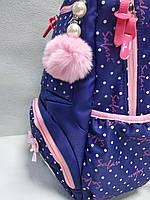 """Школьный рюкзак """"Safari"""" ортопедический для девочек, фото 4"""