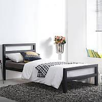 Односпальная металлическая кровать Locky