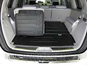 Mercedes GL X164 коврик в багажник новый оригинал