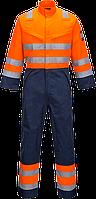 Комбинезон Modaflame RIS темно-синий/оранжевый