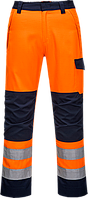 Брюки Modaflame RIS темно-синие/оранжевые MV36