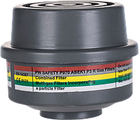 Комбинированный фильтр ABEK1P3 со специальным резьбовым соединением P970