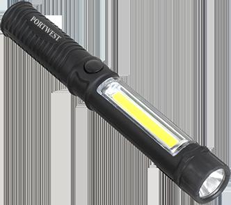 Инспекционный карманный фонарь Portwest  PA65 Черный