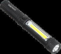 Инспекционный карманный фонарь Portwest  PA65 Черный, фото 1