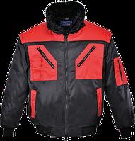 Двухцветная куртка Pilot  PJ20