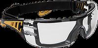 Защитные очки Impervious Tech PS09 Прозрачный/чёрно-желтый, фото 1