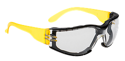 Очки огибающей формы с обтюратором PS32