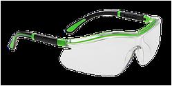 Неоновые защитные очки Portwest PS34 Прозрачная линза