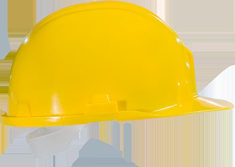 Защитная каска Workbase PS51 Желтый
