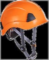 Каска для работы на высоте PS53 Оранжевая