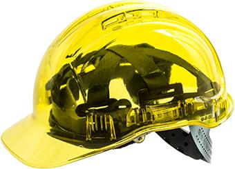 Защитная каска Peak View Plus PV54 Желтый
