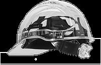 Захисна каска Peak View Plus з храповим механізмом PV64 Прозорий