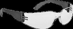 Очки панорамные PW32 Прозрачный/чёрный
