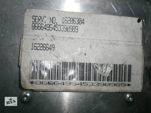 Polonez FSO  Блок управления двигателем 16206304, 16206304