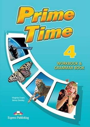 Prime Time 4 Workbook and Grammar, фото 2