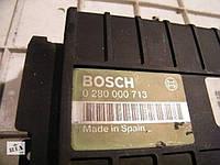 Fiat Tipo Tempra  Блок управления двигателем bosch 0280000713